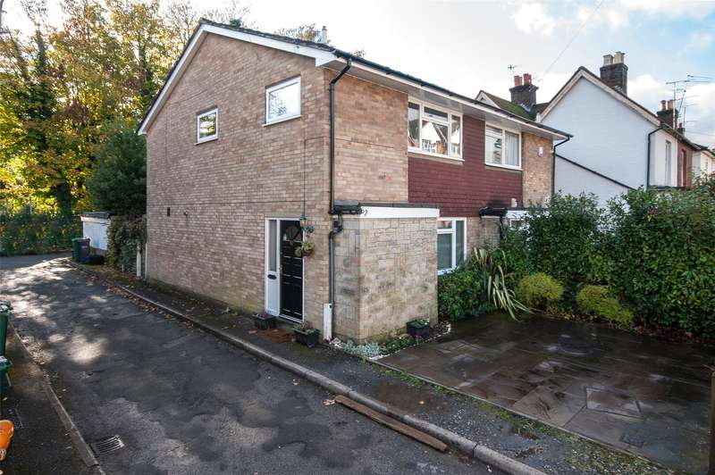 3 Bedrooms Semi Detached House for sale in Holmesdale Road, Reigate, Surrey, RH2