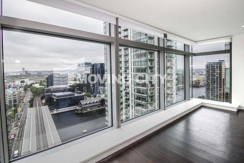 2 Bedrooms Flat for sale in Pan Peninsula, Canary Wharf