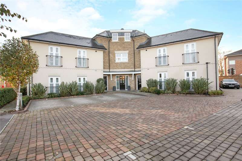 2 Bedrooms Flat for sale in Bell Court, 42 Oak Lane, Windsor, Berkshire, SL4