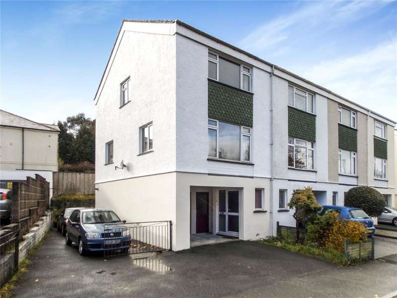 3 Bedrooms End Of Terrace House for sale in Hendra Vale, Launceston, Cornwall