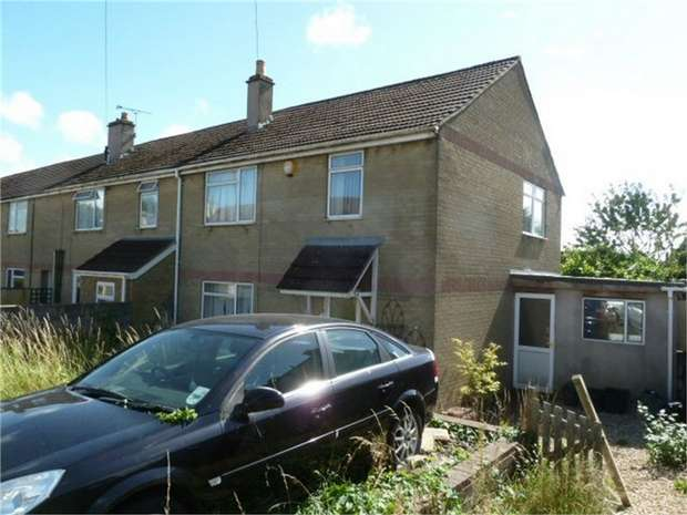 3 Bedrooms End Of Terrace House for sale in Frederick Avenue, Peasedown St John, Bath, Somerset
