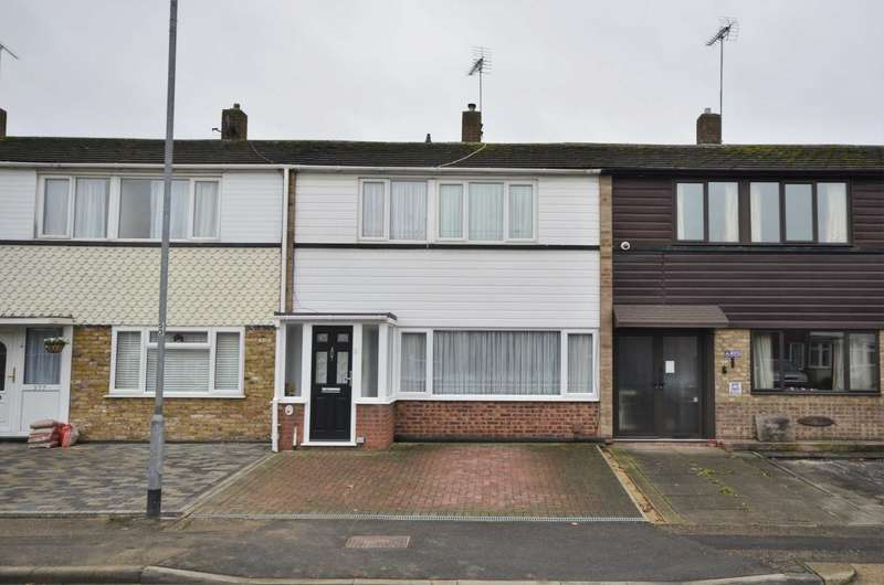 3 Bedrooms Terraced House for sale in Great Knightleys