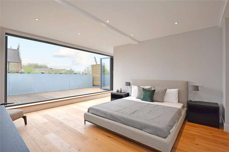 4 Bedrooms House for sale in Elizabeth Avenue, Canonbury, N1