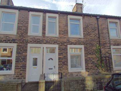 3 Bedrooms Terraced House for sale in Bolland Street, Barnoldswick, Lancashire, Lancs, BB18