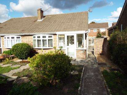 2 Bedrooms Bungalow for sale in Lunar Drive, Bootle, Liverpool, Merseyside, L30
