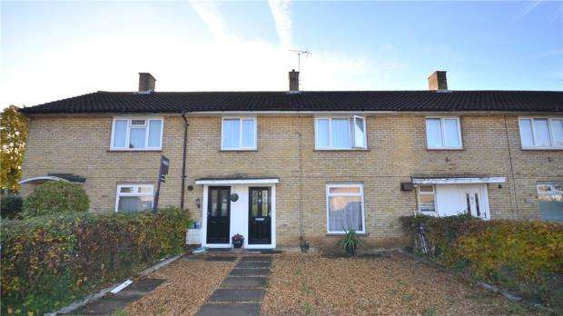 3 Bedrooms Terraced House for sale in Davenport Road, Bracknell, Berkshire