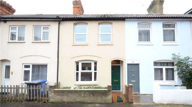 2 Bedrooms Terraced House for sale in Bell Street, Maidenhead, Berkshire