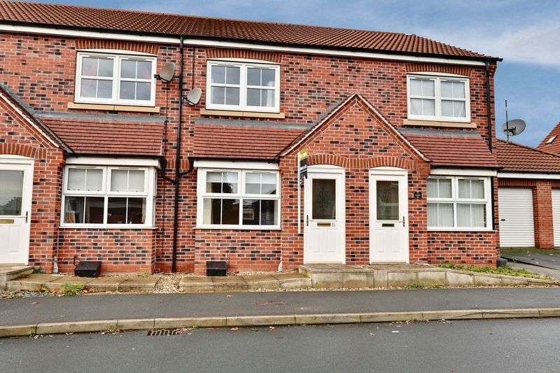 2 Bedrooms Terraced House for sale in Attringham Park, Kingswood