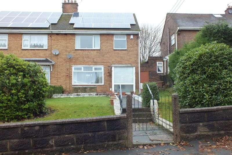 3 Bedrooms House for sale in Sprinkbank Road, Chell Heath, Stoke-On-Trent