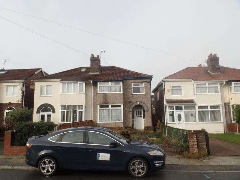 3 Bedrooms House for sale in 37 Queens Road, Liverpool