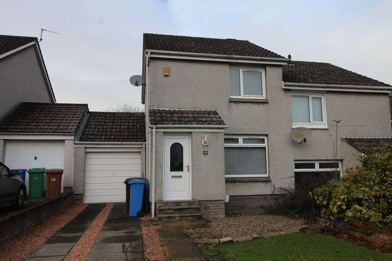 2 Bedrooms Semi Detached House for sale in Balmoral Drive, Kirkcaldy