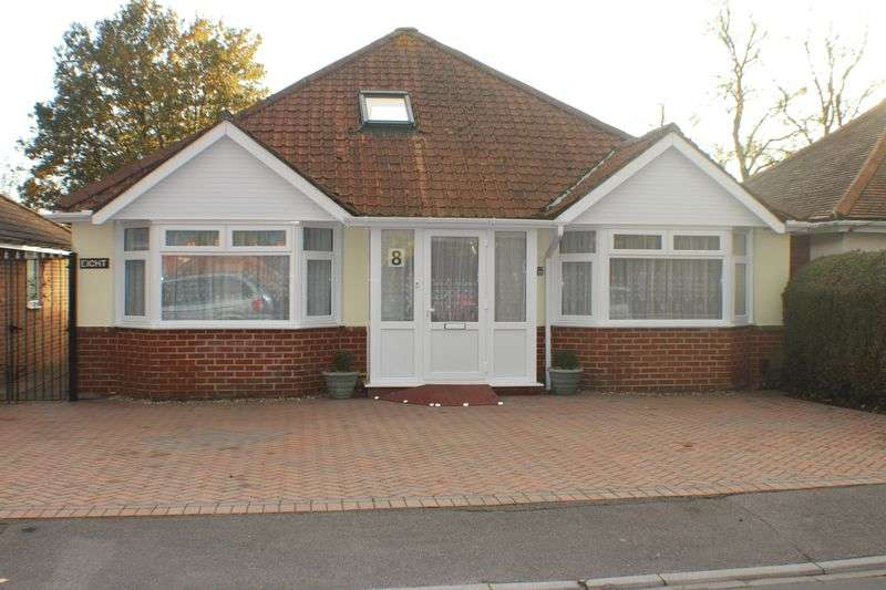 4 Bedrooms Detached Bungalow for sale in Temple Road, WOOLSTON