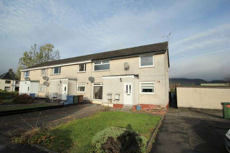 2 Bedrooms Flat for sale in The Cleaves, Tullibody