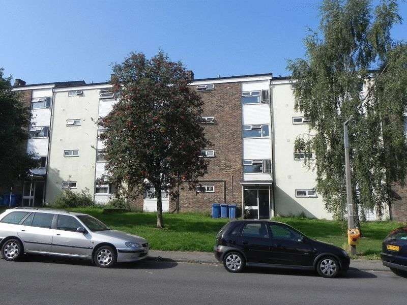 1 Bedroom Flat for sale in Herons Wood, Harlow, CM20