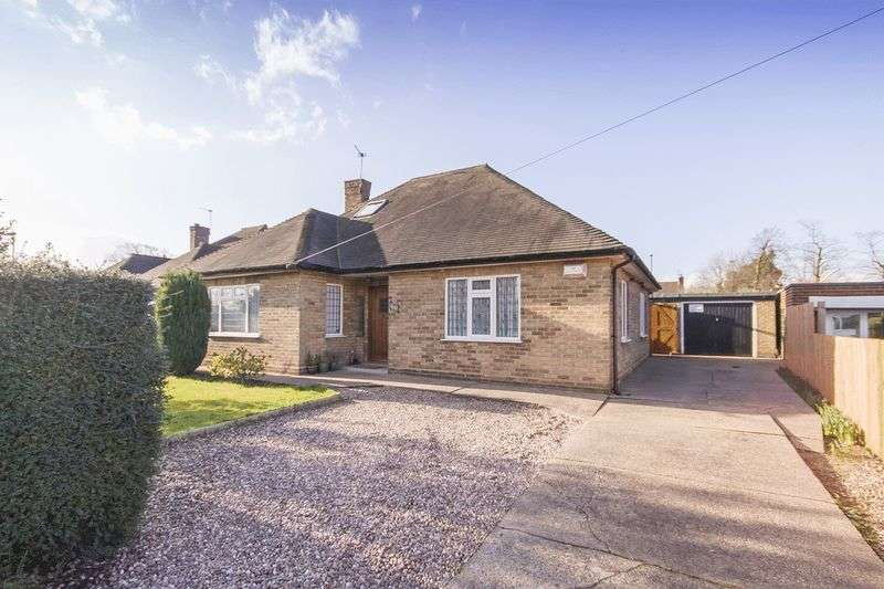 3 Bedrooms Detached Bungalow for sale in WESTBOURNE PARK, MACKWORTH