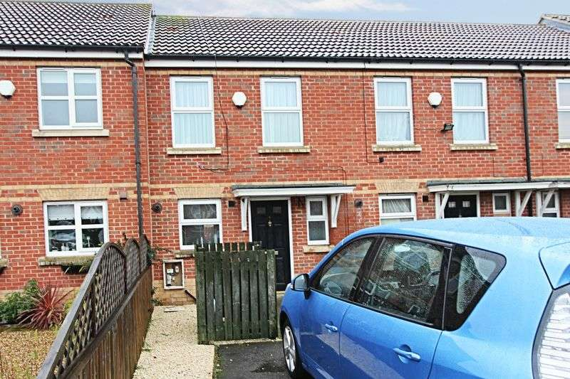 2 Bedrooms Terraced House for sale in Follifoot Drive, Hull