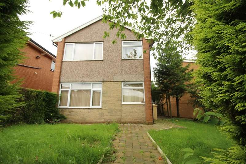 3 Bedrooms Detached House for sale in Snowdon Drive, Horwich, Bolton, BL6