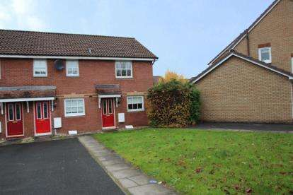 2 Bedrooms End Of Terrace House for sale in Fyne Crescent, Larkhall, South Lanarkshire