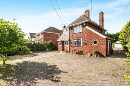 3 Bedrooms Detached House for sale in Upton Road, Powick, Worcester, Worcestershire