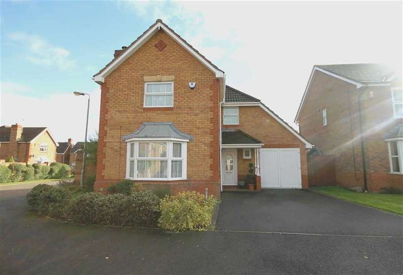 4 Bedrooms Property for sale in Hodds Hill, Peatmoor, Swindon
