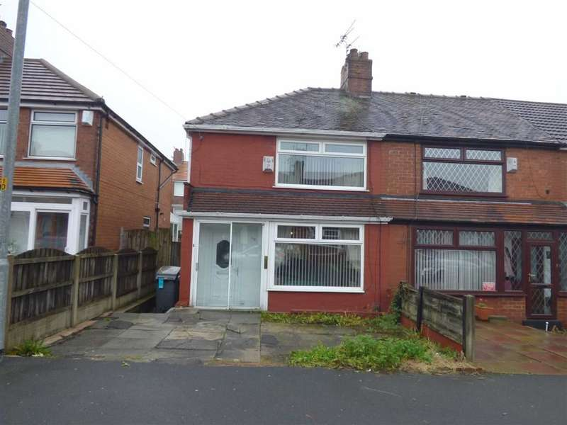 2 Bedrooms Property for sale in Selkirk Road, Chadderton, Oldham, OL9
