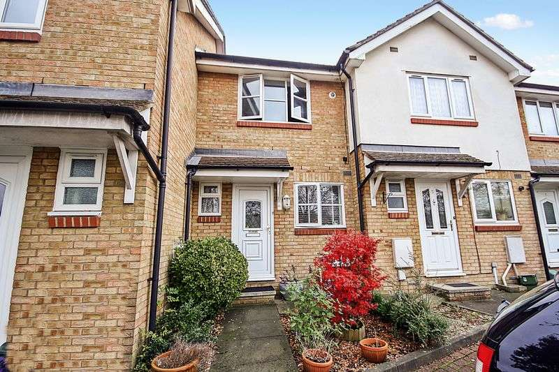 2 Bedrooms Terraced House for sale in Bayshill Rise, Northolt