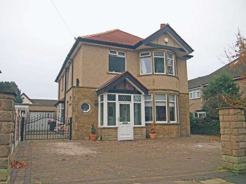 4 Bedrooms Detached House for sale in Mount Avenue, Bare, Morecambe