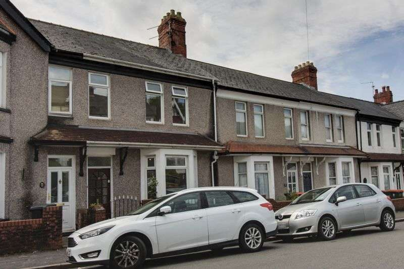 3 Bedrooms Terraced House for sale in Gibbs Road, Newport