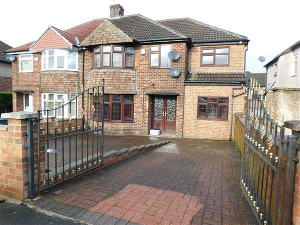 6 Bedrooms Semi Detached House for sale in Rooley Lane, Bradford