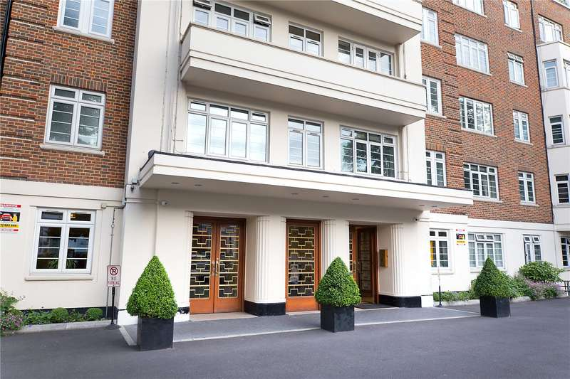 3 Bedrooms Flat for sale in Chatsworth Court, Pembroke Road, London, W8