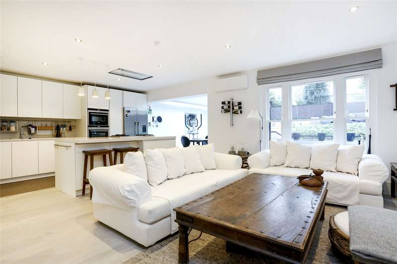 5 Bedrooms Semi Detached House for sale in Seymour Road, London, SW19