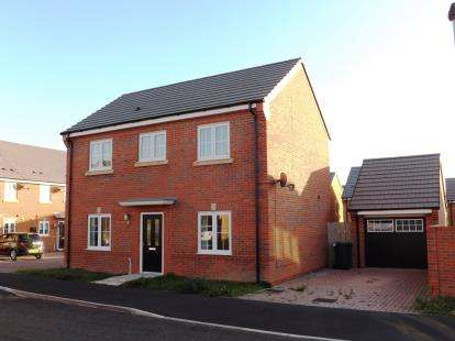 4 Bedrooms Detached House for sale in Eagle Close, Heysham, Morecambe, Lancashire, LA3