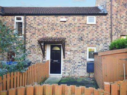 3 Bedrooms End Of Terrace House for sale in Busk Knoll, Sheffield, South Yorkshire