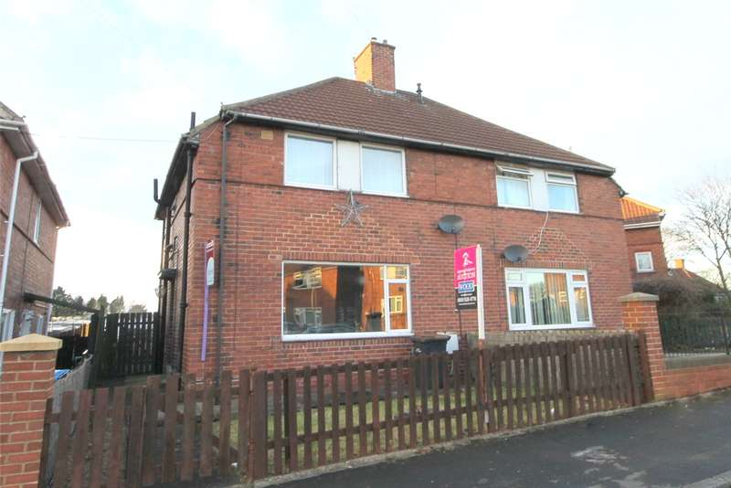 3 Bedrooms Semi Detached House for sale in Sunnydale, Shildon, Co Durham, DL4