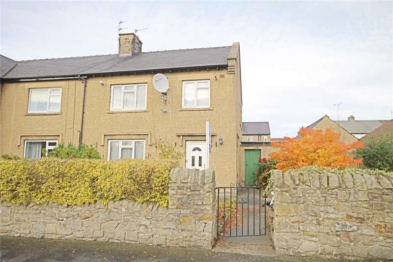 3 Bedrooms End Of Terrace House for sale in Eden Crest, Gainford, Darlington, DL2