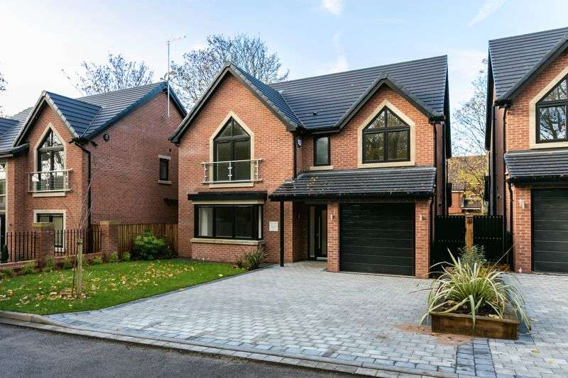4 Bedrooms Detached House for sale in Plot 4, Meldon Gardens, Hindley Green, WN2 3XD