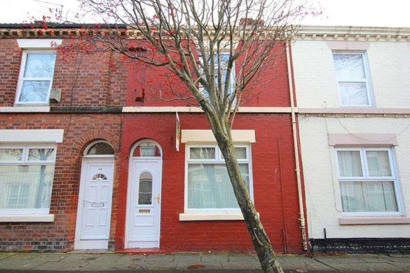 3 Bedrooms Terraced House for sale in Dorrit Street, Toxteth, Liverpool, L8