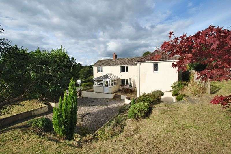 4 Bedrooms Detached House for sale in YORKLEY, NR. LYDNEY, GLOUCESTERSHIRE