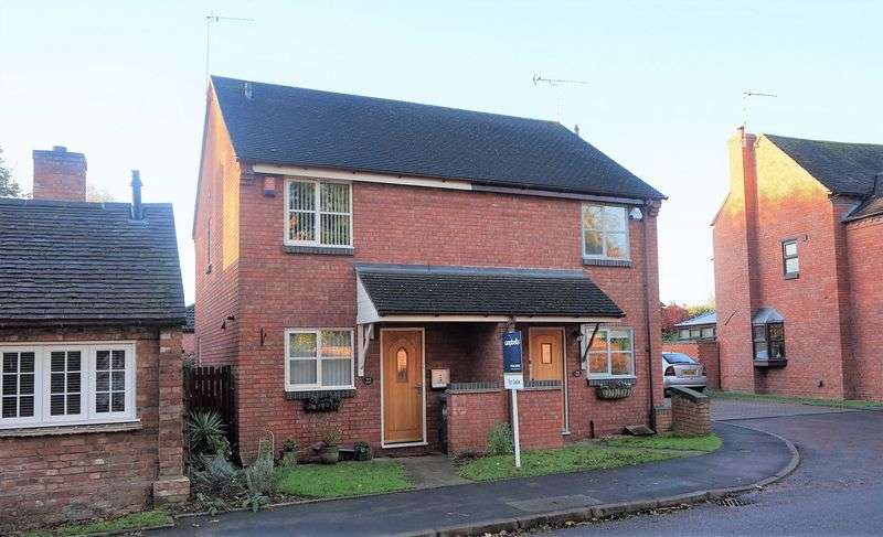 2 Bedrooms Semi Detached House for sale in Lilbourne Road, Clifton-upon-Dunsmore, Rugby, CV23 0BD