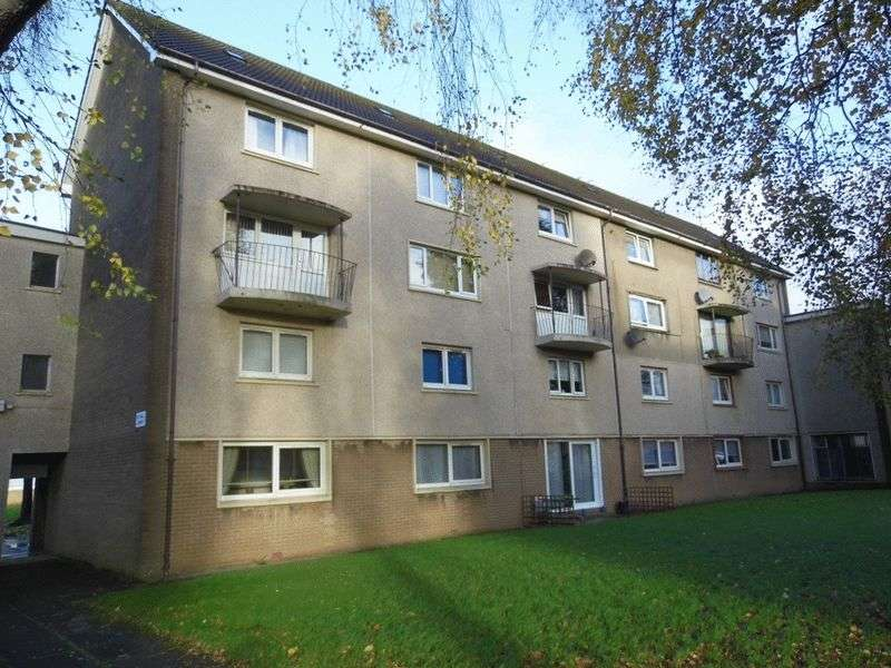 2 Bedrooms Flat for sale in Mossvale Street, Paisley