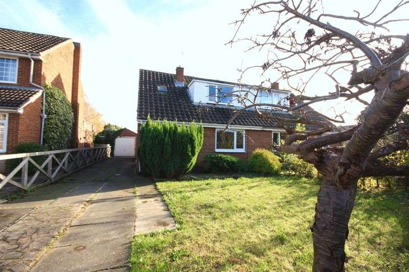 4 Bedrooms Semi Detached House for sale in Emery Close, Darlington