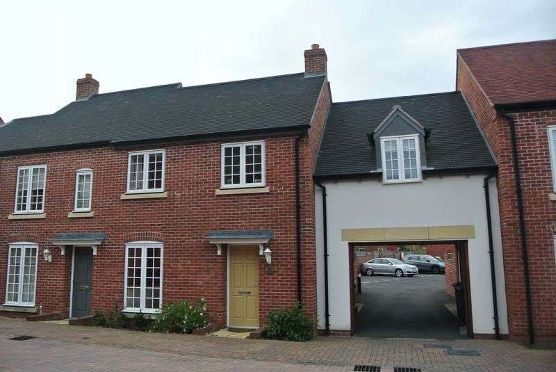 3 Bedrooms Terraced House for sale in Church View, Lawley Village, Telford, Shropshire.