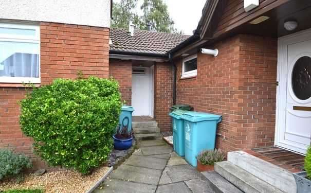 1 Bedroom Terraced House for sale in Arnott Quadrant, Motherwell, Motherwell
