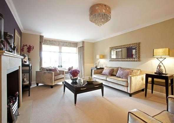 4 Bedrooms Detached House for sale in 'The Canterbury' Meadowcroft, Walker Group Development, Falkirk
