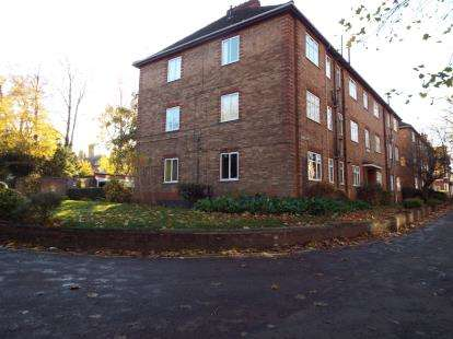 1 Bedroom Flat for sale in West Court, West Walk, Leicester, Leicestershire