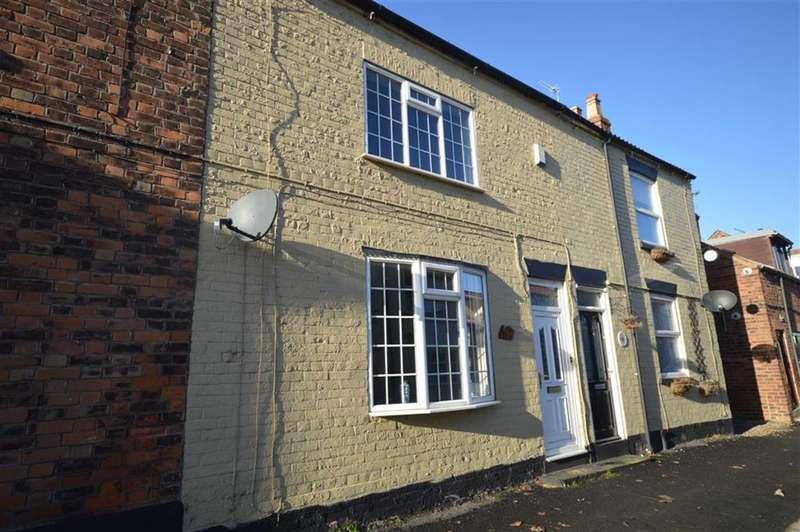 2 Bedrooms Property for sale in Hornsea Road, Aldbrough, East Yorkshire