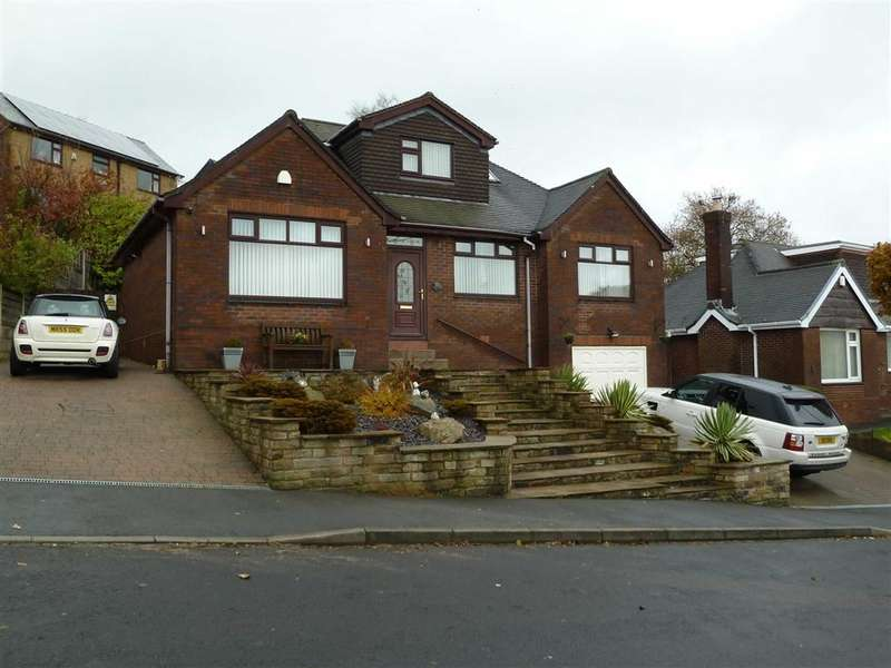 4 Bedrooms Property for sale in Summershades Lane, Grasscroft, SADDLEWORTH, OL4
