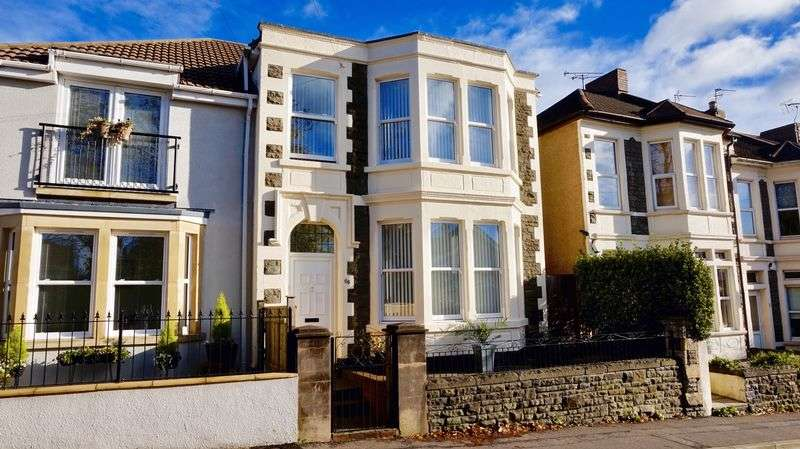 3 Bedrooms Semi Detached House for sale in Lodge Road, Kingswood, Bristol BS15 1LE