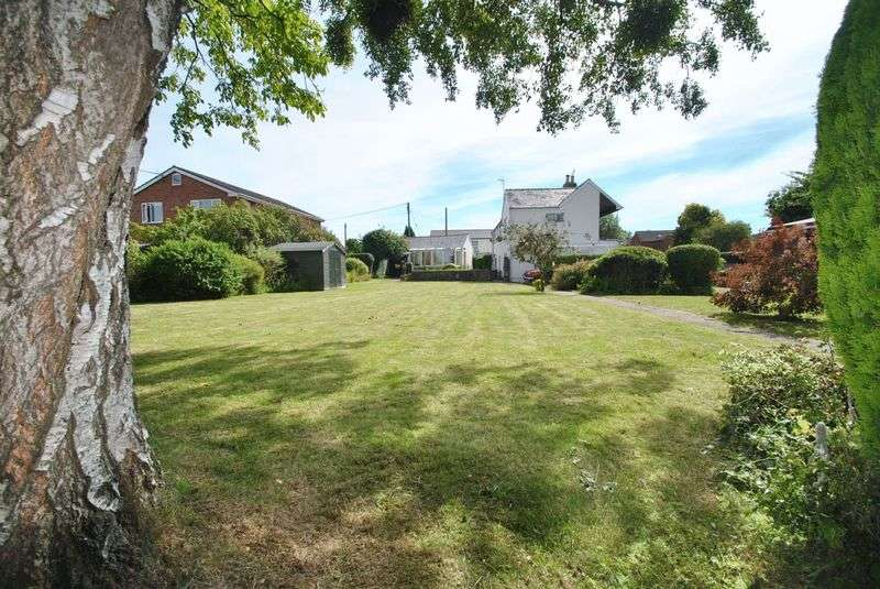 4 Bedrooms Detached House for sale in CHRISTCHURCH, NR. COLEFORD, GLOUCESTERSHIRE