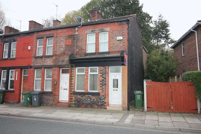2 Bedrooms Terraced House for sale in Hinderton Road, Birkenhead